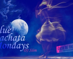 Blue Bachata Monday Party